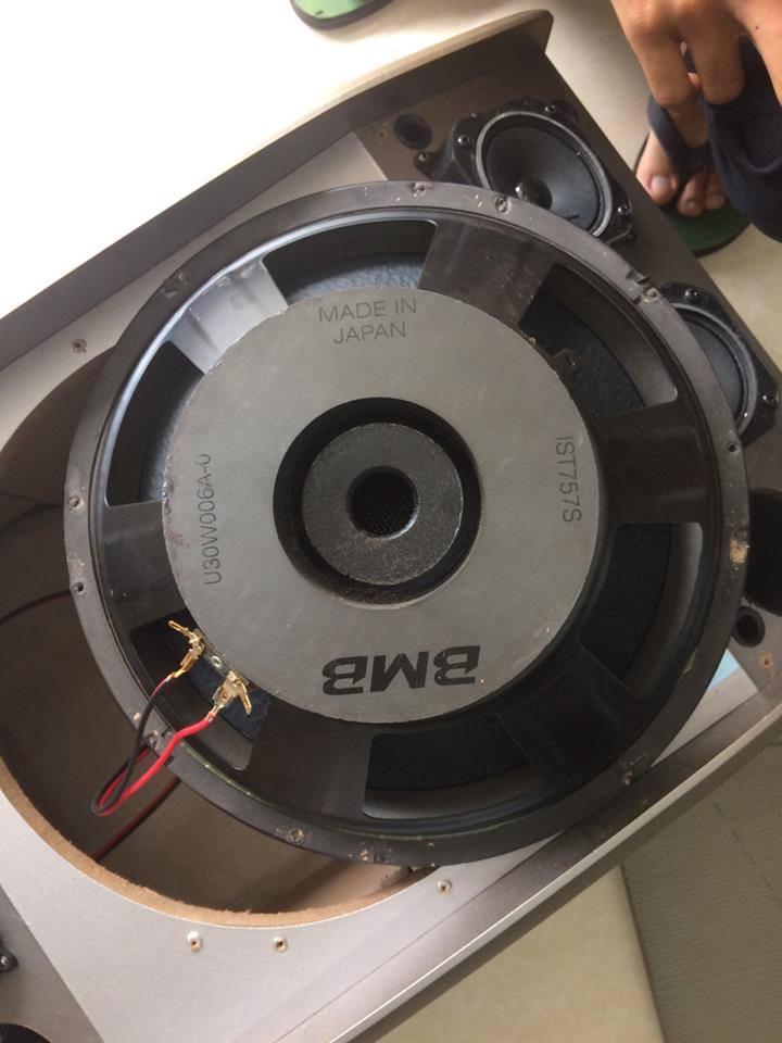Bass loa BMB 850 SE