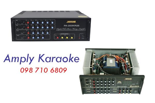 Amply karaoke giá tốt nhất, đầy đủ các hãng