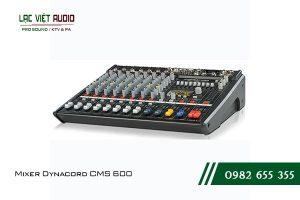 Đánh giá chất lượng bàn mixer dynacord CMS600