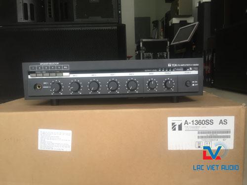 Amply TOA A-1360SS nhập khẩu chính hãng giá rẻ