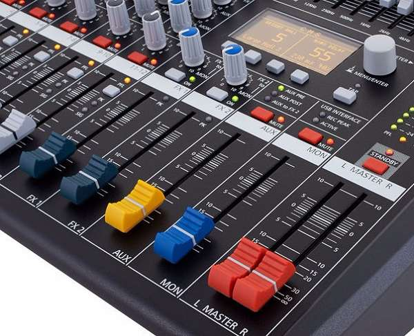 mixer dynacord CMS600