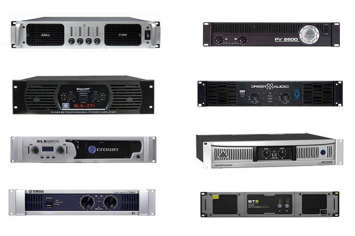 Lạc Việt Audio chuyên cục đẩy công suất chính hãng