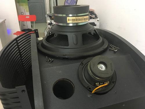 Slider Loa karaoke BMB CSN 455E bãi