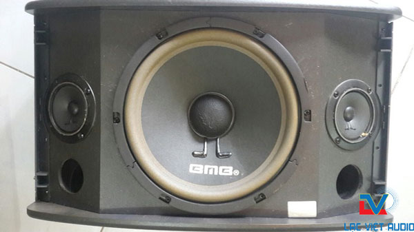 Loa BMB 450 MK II có 1 bass và 1 treble