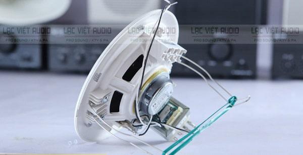 Công suất loa TOA PC-648R linh hoạt
