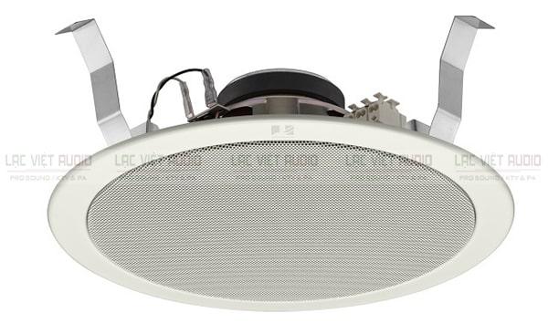 Loa âm trần TOA 15W PC-2852 có thiết kế gọn nhẹ, thông minh