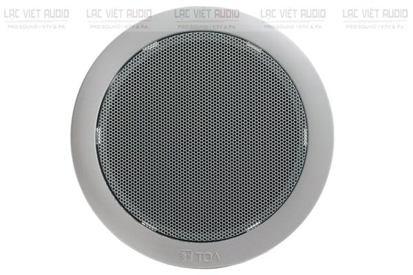 Loa âm trần Toa 6W PC 658R được sử dụng cho: gia đình, cửa hàng,..