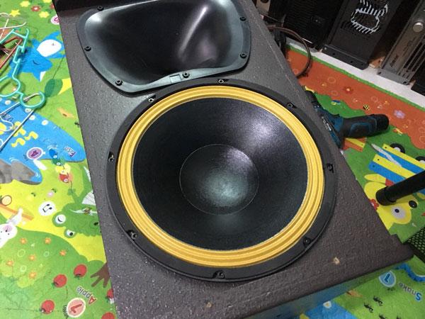 Slider Loa karaoke B3 FROG 12 II bãi xịn