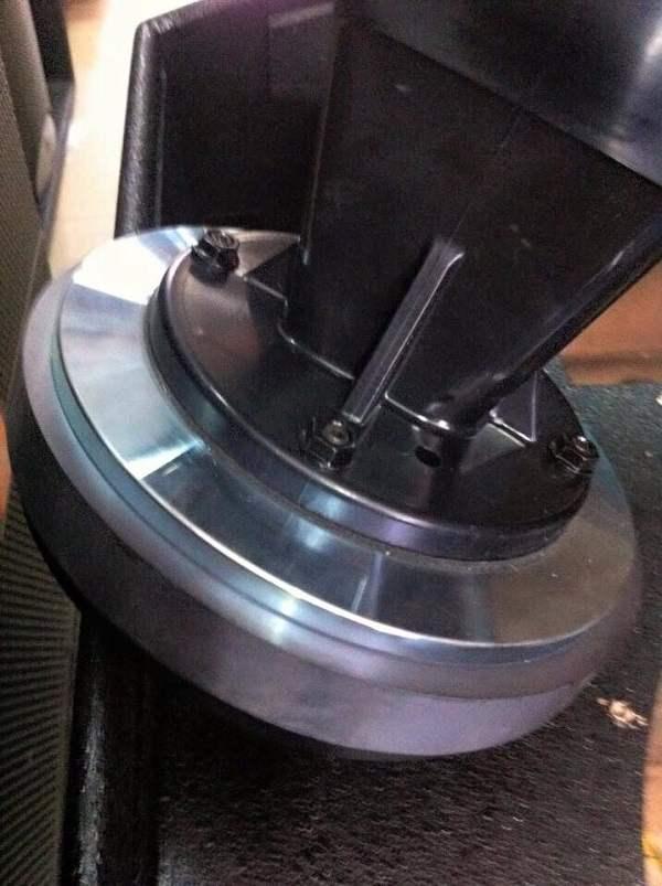 Cuống loa treble hình thực tế Martin F15