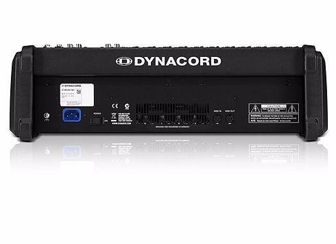 Mặt say bàn mixer Dynacord CMS1000