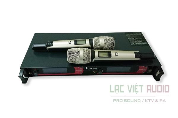 Micro không dây DB UK 968