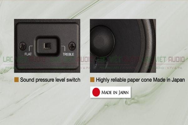 Chi tiết bên trong của sản phẩm loa karaoke BMB CSV 480 - Lạc Việt Audio