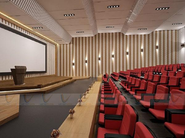 Loa JBL 425 được sử dụng cho hệ thống hội trường, sân khấu lớn