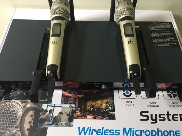 Đầu thu micro DB UK968