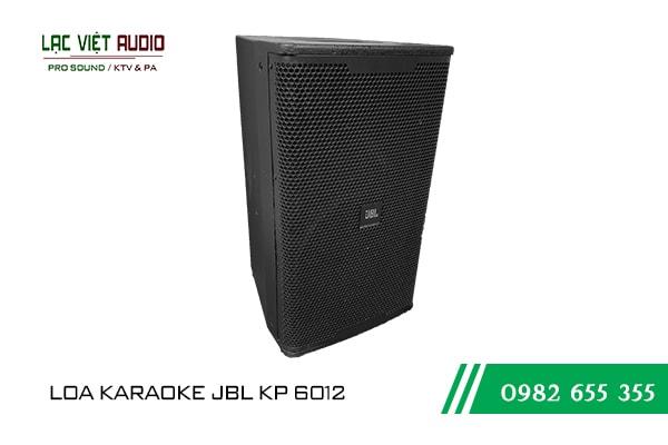 Giới thiệu loa karaoke JBL KP 6012