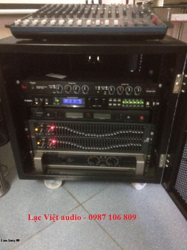 Hệ thống xử lý âm thanh trung tâm