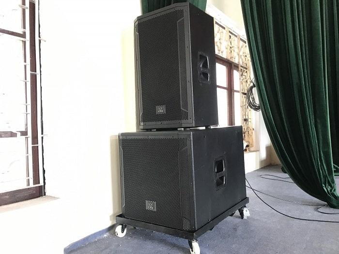 Loa hội trường KING PRO AUDIO được nhập khẩu chính hãng