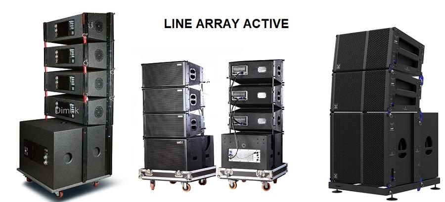 Lạc Việt Audio là địa chỉ mua loa array liền công suất uy tín chất lượng