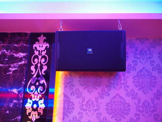 Loa JBL KP 4012 cho phòng karaoke chuyên nghiệp