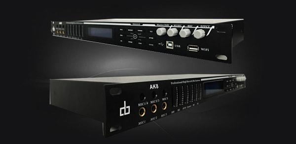 Vang số DB AK8 âm thanh đỉnh cao