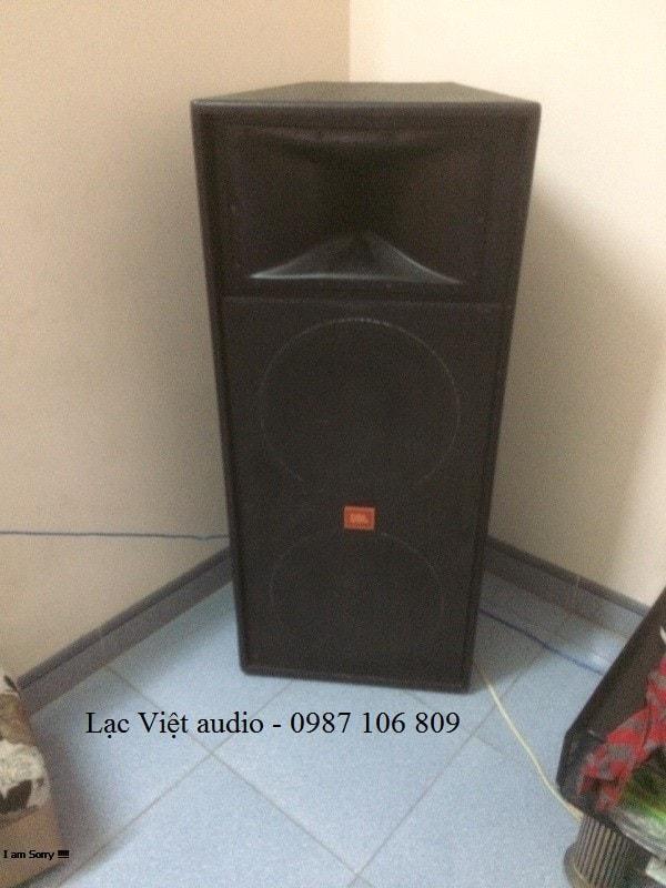 Loa karaoke JBL 725 2 bass 40, 1 kèn