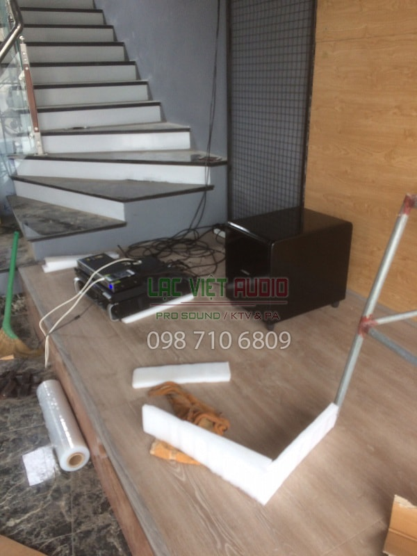 Hệ thống xử lý âm thanh trung tâm chất lượng cao