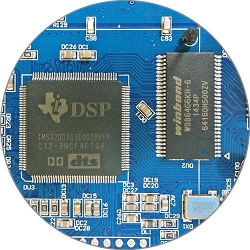 Chip của AAP K1000 II