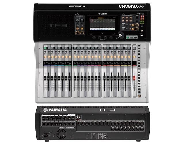 Bàn mixer Yamaha TF3 chính hãng