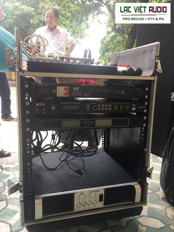 Các thiết bị âm thanh được nhập khẩu chính hãng chất lượng tuyệt vời