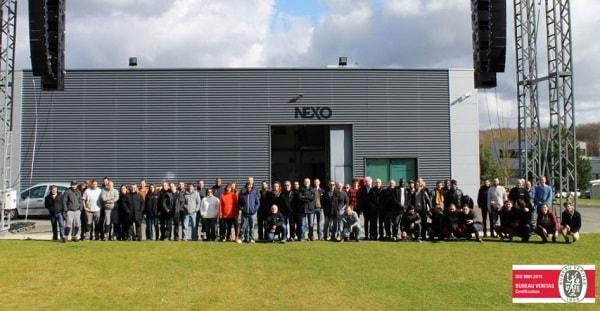 Trụ sở chính của Nexo