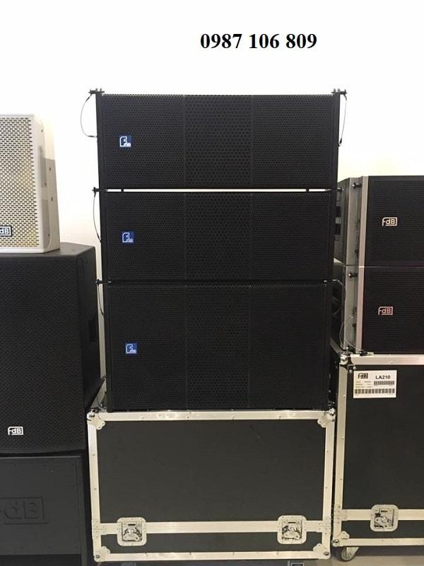 Loa array FDB cho âm thanh ngoài trời