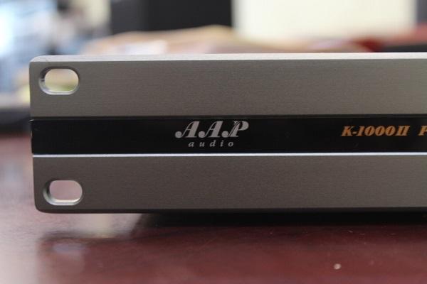 Thương hiệu vang số AAP K1000 II đảm bảo nhất