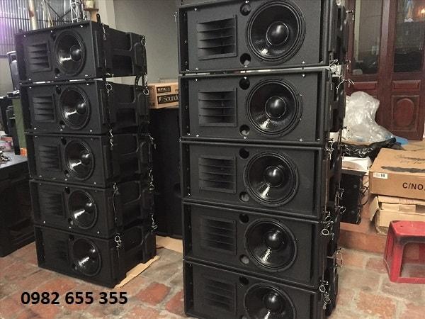 Bán vỏ thùng loa array bass 30 giá rẻ nhập khẩu