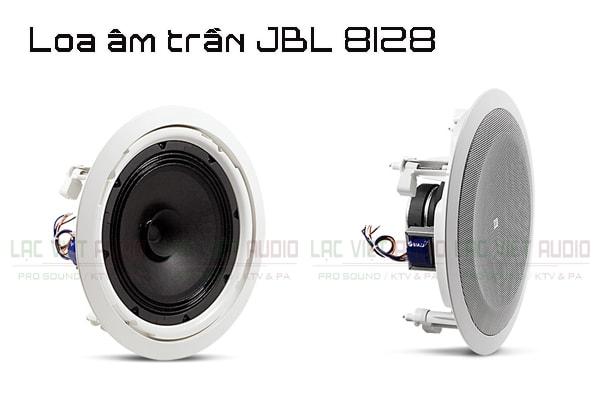 Tính năng sản phẩm loa âm trần JBL 8128