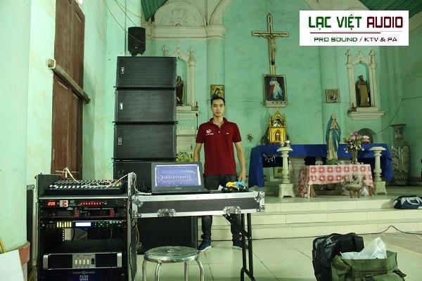 Hệ thống dàn âm thanh cho nhà thờ tốt nhất