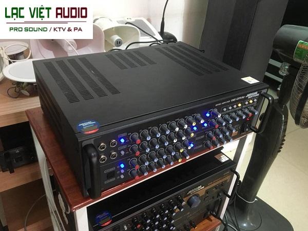 Amply Jarguar KMS1204-DSP PRO tại Lạc Việt Audio