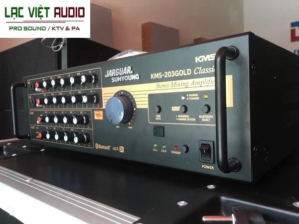 Amply Jarguar KMS203 gold Classic nhập khẩu xịn