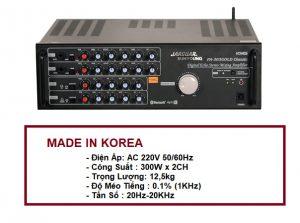 Amply Jarguar PA 303Gold Classic chính hãng korea