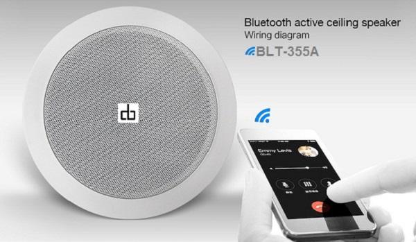 Loa âm trần Bluetooth kết nối không dây bluetooth tiện lợi