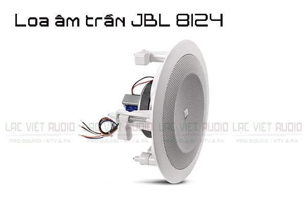 Ứng dụng của loa JBL 8124 loa âm trần cao cấp