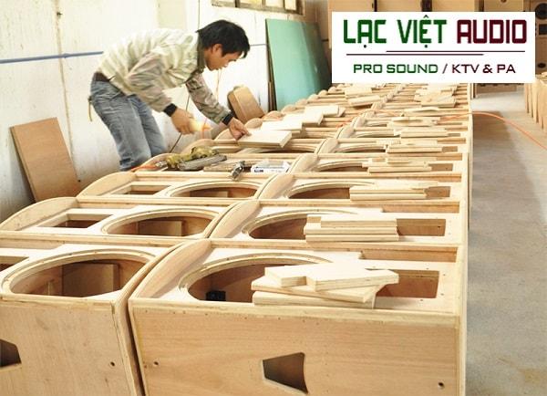 Xưởng sản xuất thùng Loa CAF
