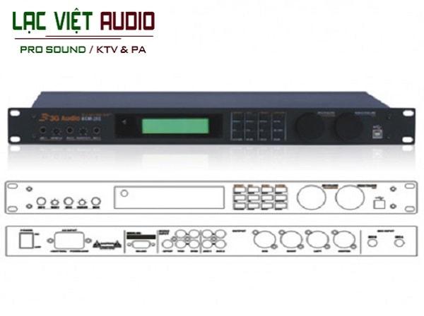 Tìm hiểu về vang số 3G-Audio – Vang số karaoke