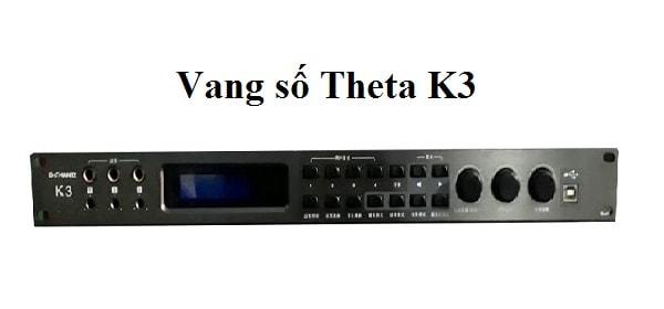 Giới thiệu về Vang số Theta K3