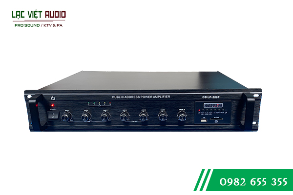 Amply DB LP 280F công suất 280W
