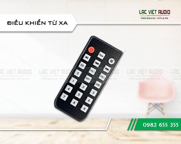 Điều khiển từ xa Amply DB LP 150F Lạc Việt Audio
