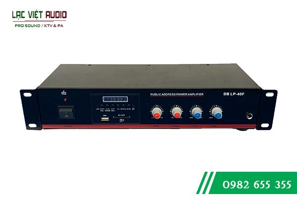 Amply DB LP 40F công suất 40W