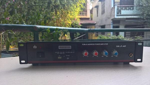 Amply DB LP-40F chính hãng chất lượng cao