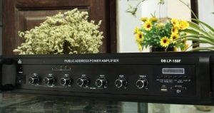 Amply DB LP 150F tích hợp nhiều tính năng