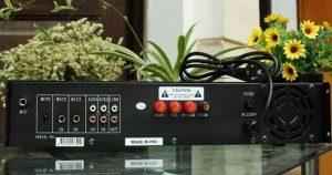 Amply DB LP 150F được sử dụng phổ biến