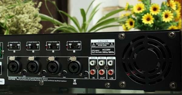 Ampky DB LP 200T thiết kế dễ sử dụng và ưa nhìn